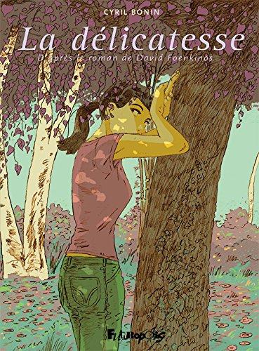 La délicatesse (BANDES DESSINEE) (French Edition)