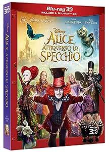 Alice Attraverso Lo Specchio (2 Blu-Ray 3D);Alice Through The Looking Glass