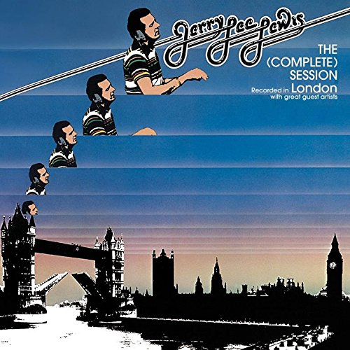 Jerry Lee Lewis: Session-London 1973- (Audio CD)