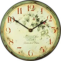 Roger Lascelles, French Vineyard Wall Clock