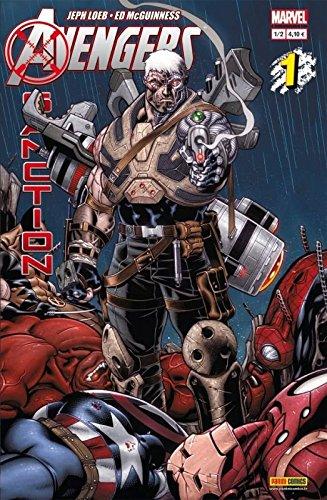 Avengers : x-sanction 1
