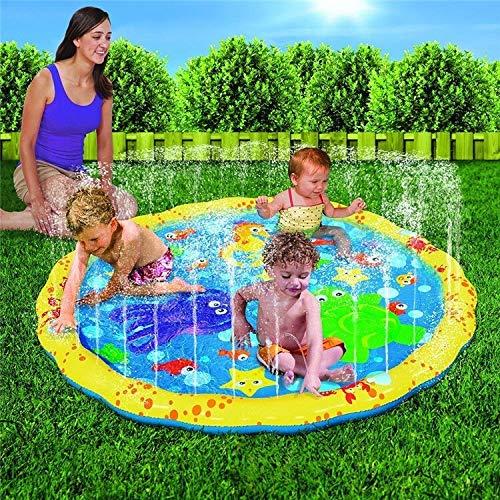 LOPDA Aufblasbare Pool Baby Pool Beweglicher Im Freien Kinder Becken Badewanne kinder pool babypool Zubehör