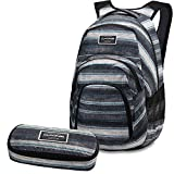 DAKINE 2er SET Rucksack Schulrucksack Laptoprucksack 33l CAMPUS LG + SCHOOL CASE Mäppchen Baja
