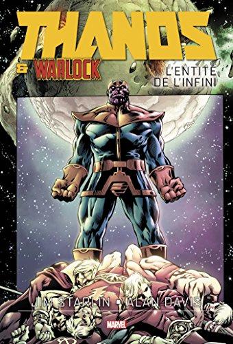 Thanos l'entité de l'infini par Jim Starlin