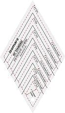 Isomars Quilting Ruler - Diamond 60 degrees
