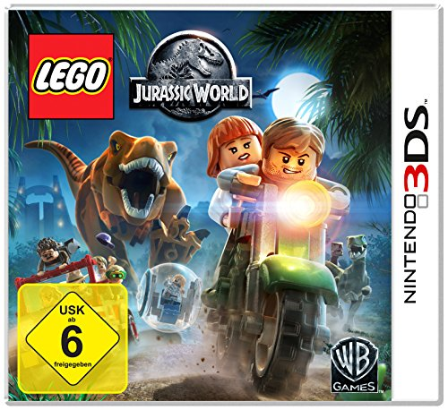 Warner Interactive LEGO Jurassic World - [Nintendo 3DS]