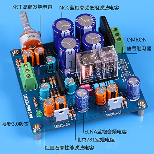 Generic Dual Channel LM1875T Stereo Audio Amplifier Board