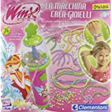 clementoni 15677 winx máquina crea joyas de creaidea