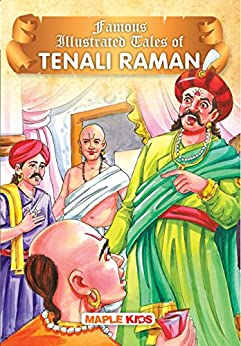 Tenali Raman (Illustrated) by [Maple Press]