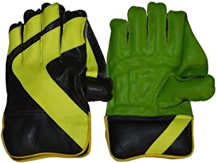 GNS Full Shaver Leather Wicket-Keeping Gloves Size Men
