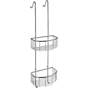 smedbo sideline duschkorb doppelt art dk1041 zum einh ngen k che haushalt. Black Bedroom Furniture Sets. Home Design Ideas