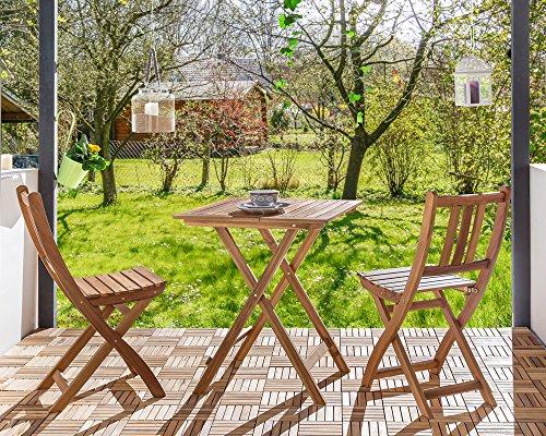 Möbel Set für Garten