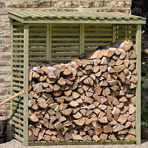 Kaminholzregal-mit-Rckwand-fr-ca-2-m-Holz-von-Gartenpirat
