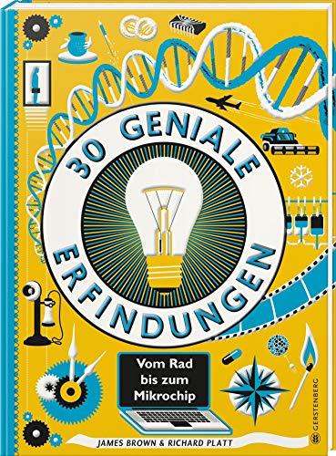 30 geniale Erfindungen: Vom Rad bis zum Mikrochip