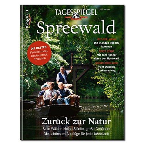 Preisvergleich Produktbild Spreewald: Tagesspiegel Sonderheft 2018