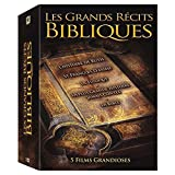Grands récits bibliques : L'Histoire de Ruth + Saint-François d'Assise + La Tunique + La Plus grande histoire jamais contée + La Bible