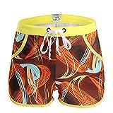 Berrose Classics Herren Badehose Badeshorts 3D Print Grafik Strand Surf Board Shorts Drucken Männer Pfeilhosen Boxer-Shorts