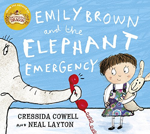 Emily Brown and the Elephant Emergency (English Edition)