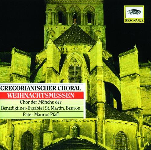 Traditional: Gregorianischer Choral: Erste Weihnachtsmesse - Communio: In splendoribus, c. v. Dixit Dominus