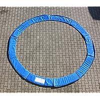 Trampolin Randabdeckung 305cm (3,05m) Federkranz 10 Fuß in blau ERSATZTEIL und gut gepolstert in Top Qualität