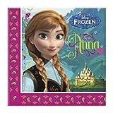Disney Eiskönigin / Frozen 20 Servietten Anna und Elsa