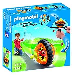 Playmobil Aire Libre- Speed Roller Naranja (9203)