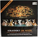 Concert Hall - SMSC 2433: Stravinsky Les Noces: Pierre Boulez: Chorus and Orchestral Soloists from the Paris Opera: Vinyl LP