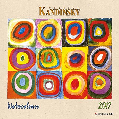Wassily Kandinsky Watercolours 2017 (Fine Arts)