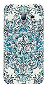 Kaira High Quality Printed Designer Back Case Cover For Samsung Galaxy J3(122)