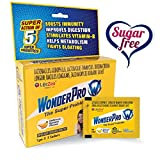 #4: Wonderpro Probiotic (5 sachets) - SUGAR FREE!