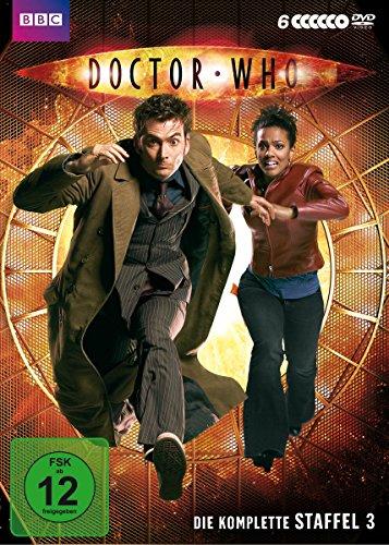 Doctor Who - Die komplette Staffel 3 [6 DVDs]