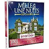 SMARTBOX - Coffret Cadeau - 1001 NUITS DE CHARME - 1001 séjours : hôtels de 3* à 5*, maisons d'hôtes, hébergements insolites, châteaux