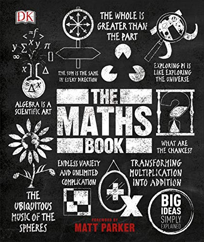 The Maths Book (Big Ideas)