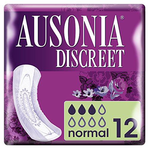 Ausonia Discreet Normal Compresas Pérdidas Orina