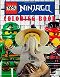 Lego Ninjago Coloring Book: Great Book for Young Children Aged 3+; an A4 48 Page Book for Any Avid Fan of Ninjago