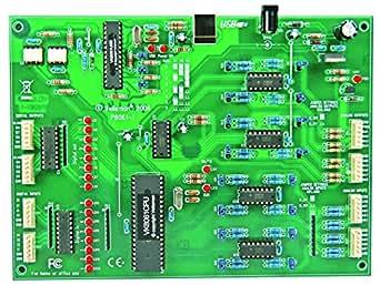 Module nterface USB version étendue Velleman VM140 (Kit monté) 1 pc(s)
