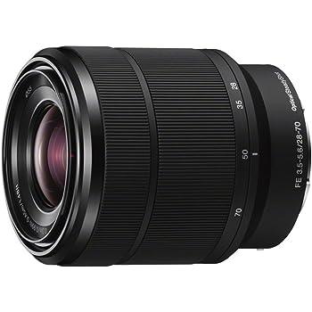 Sony Objectif SEL-2870 Monture E Plein Format 28-70 mm F3.5-5.6