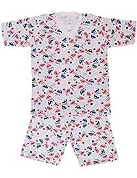 Dazoriginal Pijamas para niños Chicos Pijama mangas cortas 2 - 9 anos Pijama dos piezas 100% algodón pijamas niño verano dos conjuntos Pijama corto Carros Cars