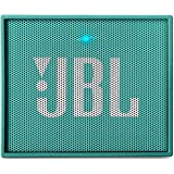 (Renewed) JBL GO Portable Wireless Bluetooth Speaker with Mic (Teal)