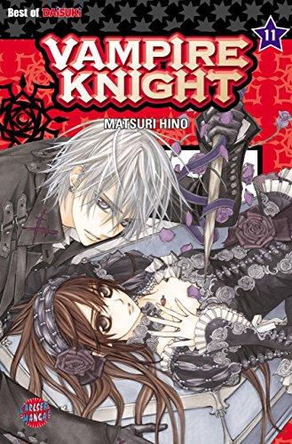 Vampire Knight, Band 11