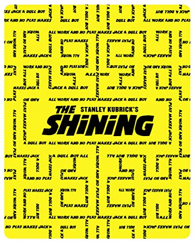 Shining (4K Ultra HD + 2D Steelbook inklusive US Kinofassung) (exklusiv bei amazon.de) [Blu-ray]
