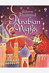 Illustrated Arabian Nights (Usborne Illustrated Story Collections) Hardcover