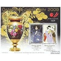 Autriche Bloc 55 (complète.Edition.) 2009 diplomatie (Timbres pour les collectionneurs)
