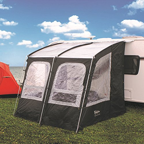 Leisurewize Xplorer Motorhomes 586 Caravan Porch Awning Equinox 260 Charcoal