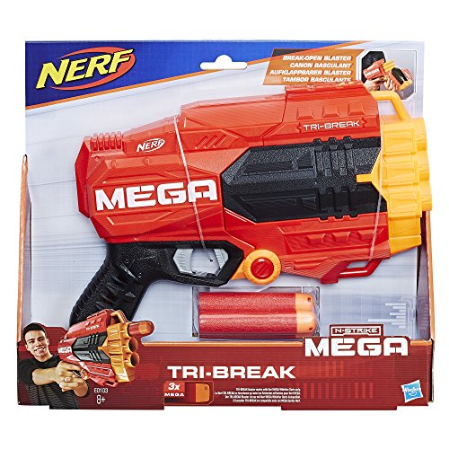 Nerf N-Strike Mega E0103 Tri-Break  Hasbro