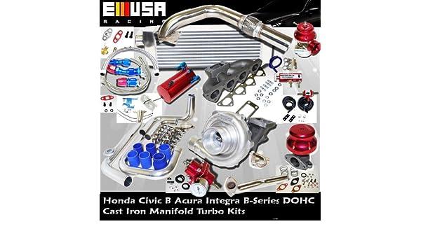 Turbo Kit B Series HONDA CRXCivic ACURA INTEGRA B - Acura integra turbo kit