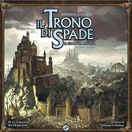 Asmodee Italia Il Trono di Spade Il Gioco da Tavolo 2nd Edizione, 9075