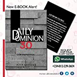 Daily Dominion: God's Inspiration for Transformation!