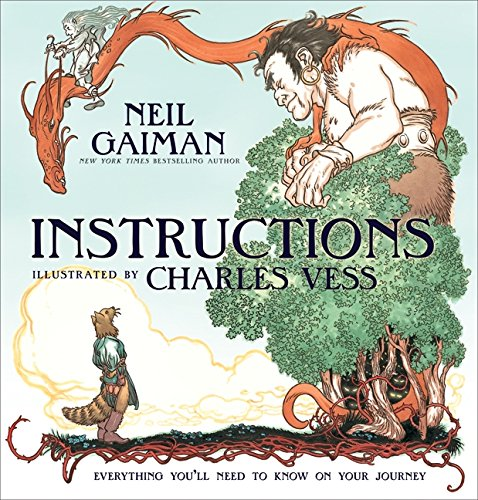 Instructions par Neil Gaiman