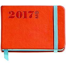 Miquel Rius 936891 - Agenda semana vista, 10.5 x 7.4 cm, color naranja
